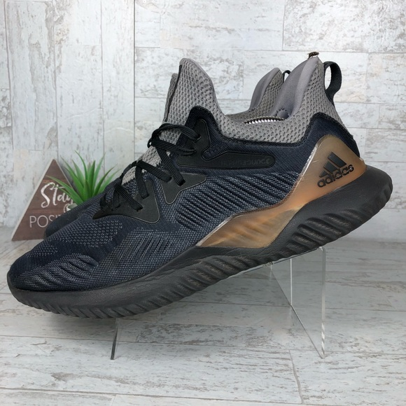 Adidas Alphabounce Beyond Sneakers Black Gray